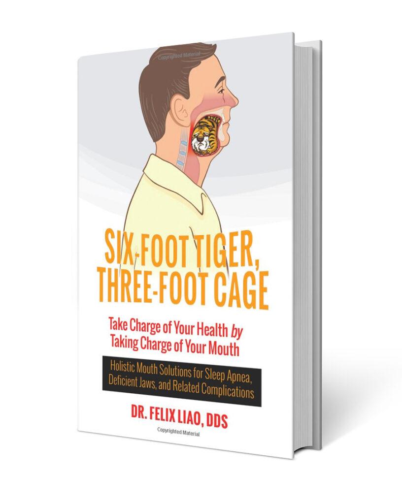 6 Foot Tiger, 3 Foot Cage Book