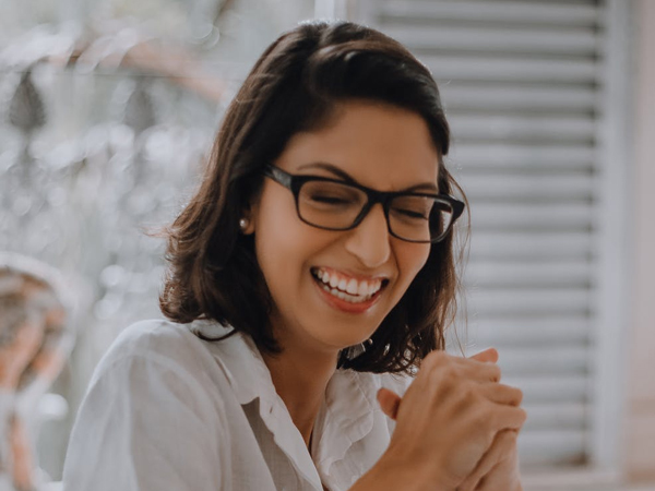 Holistic Mouth Solutions Smiling Woman