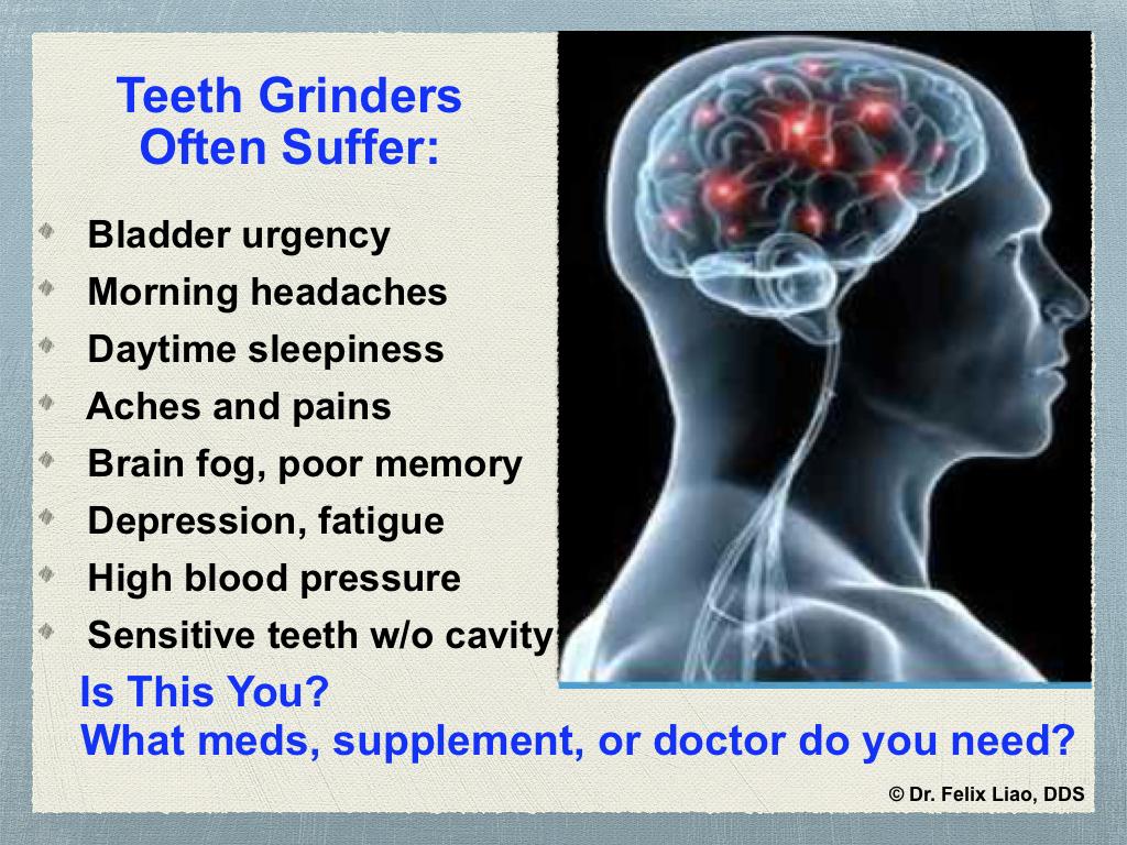 Teeth Grinders Suffers