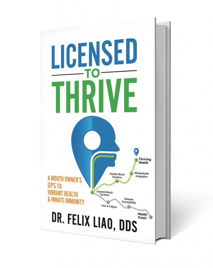 License to Thrive Book