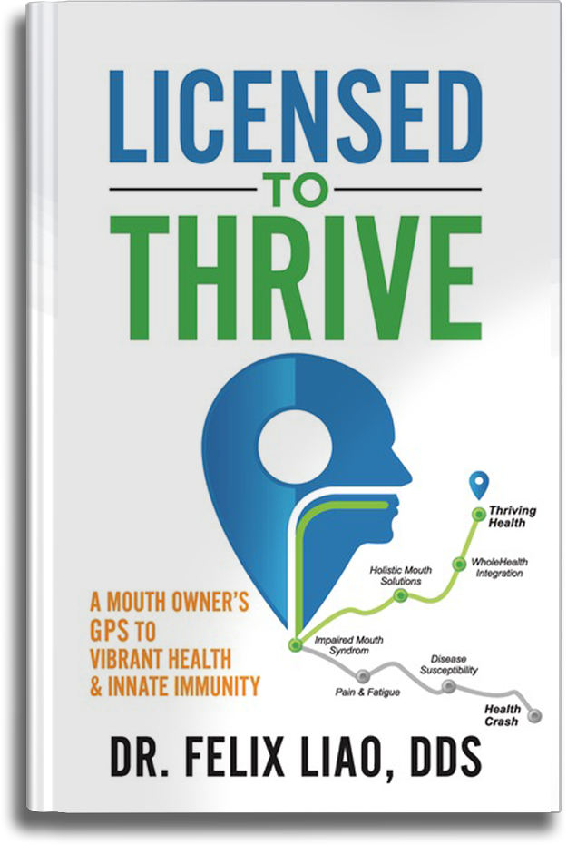 Licensed to thrive book